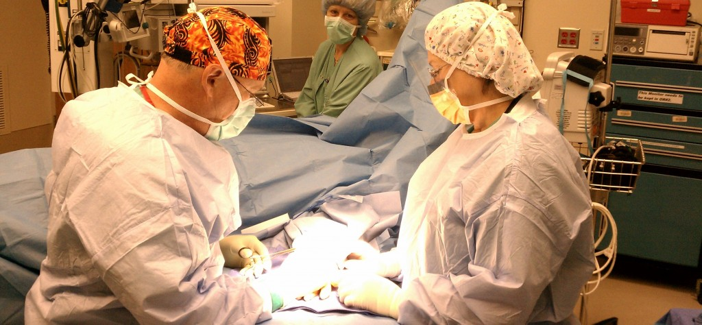 Most surgery is performed on an outpatient basis